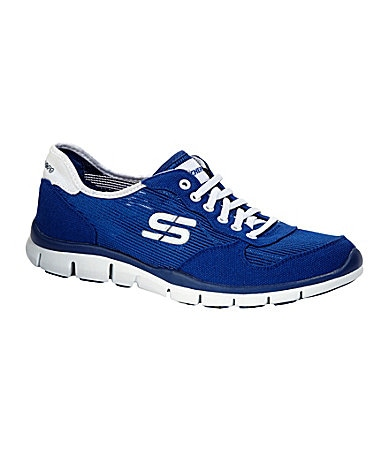 Skechers Gratis - Rock Party Lace-Up Sneakers