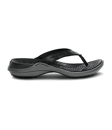 Crocs Capri Flip Thong Sandals