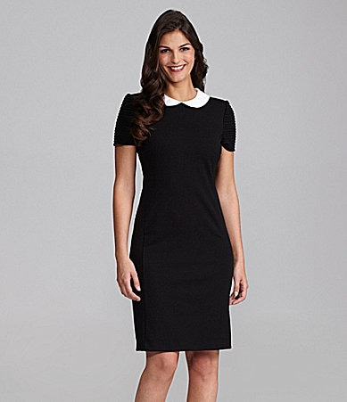 Alex Marie Elizabeth Peter Pan Collar Dress