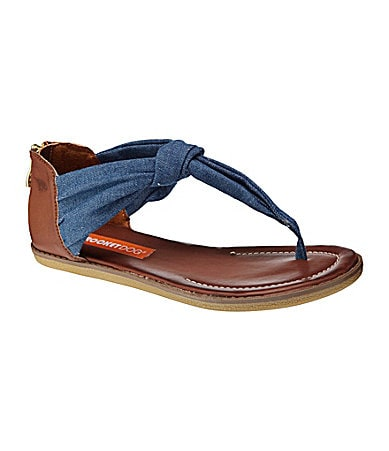 Rocket Dog Shell Flat Sandals