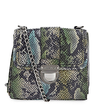 Kate Landry Bendle Flap Cross-Body Bag