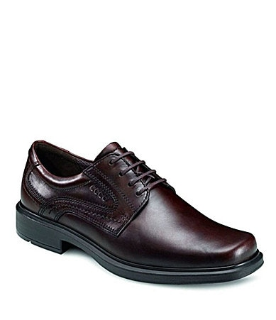 Ecco Men�s Helsinki Lace-up Dress Shoes