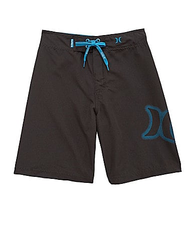 Hurley 4-7 Logo Board Shorts