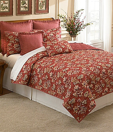 Noble Excellence Villa Sienna Quilt Collection