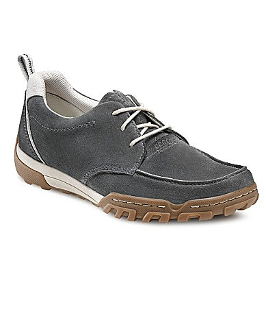 Ecco Men�s Portland Lace-Up Sneakers