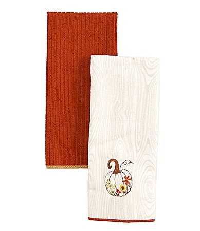 John Ritzenthaler Harvest Kitchen Towel Sets