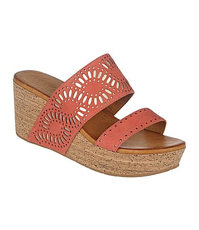 Naya Nawani Wedge Sandals