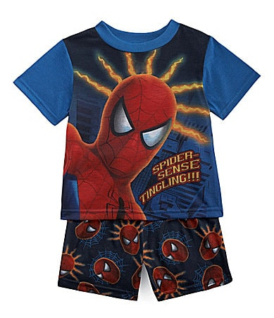 AME Infant Spider-Man Pajama Set