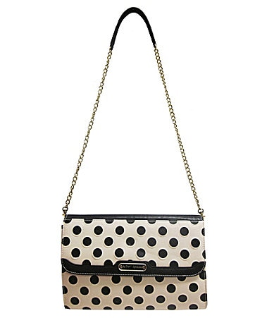 Betsey Johnson Spot On Cross-Body Bag