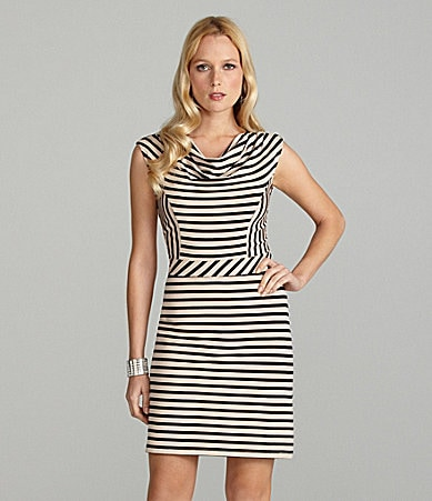 Cremieux Gallya Striped Dress