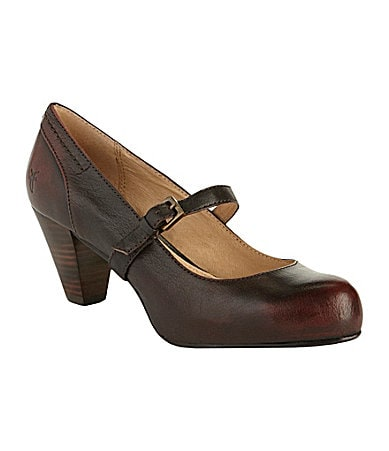 Frye Lois Mary Jane Pumps