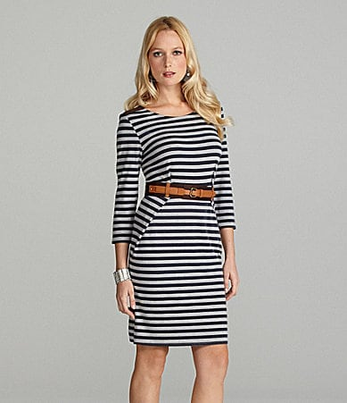 Cremieux Aneira Striped Dress