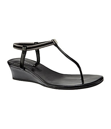 BCBGeneration Jiggy Wedge Sandals