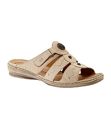 Josef Seibel Gaby Slide Sandals