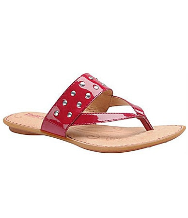 Born Krysten Thong Sandals