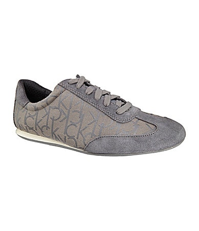 Calvin Klein Men�s Louie Jacquard Sneakers
