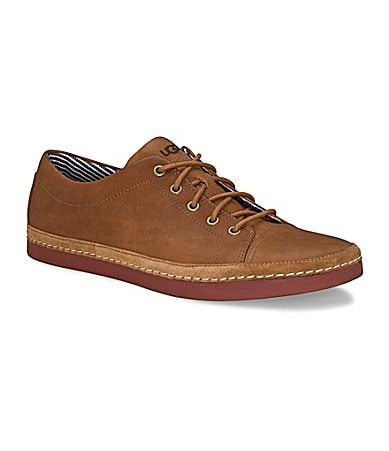 UGG Australia Men�s Duncan Bay Leather Sneakers