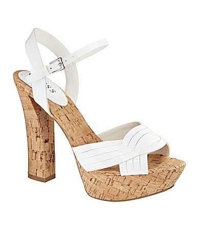 Guess Yona Cork Sandals