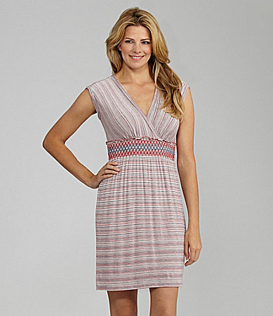Nurture Striped Jersey Dress