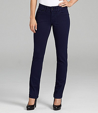 Levi�s Mid-Rise Styled Colored Skinny Jeans