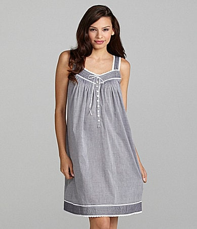 Eileen West Moonlight Tides Short Nightgown