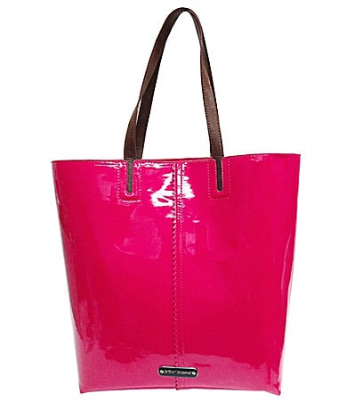 Betsey Johnson Neon North South Tote