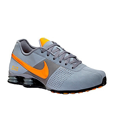 Nike Men�s Shox Deliver Running Shoes