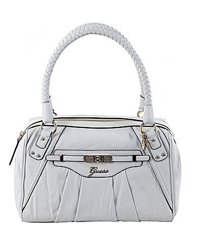 Guess Zani Box Satchel