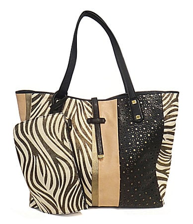 Danielle Nicole Riley Zebra Shopper
