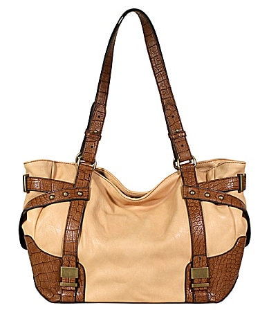 Jessica Simpson Rap Star Tote Bag