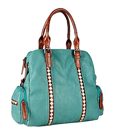 Big Buddha Jax Dome Satchel