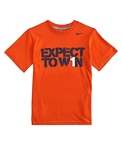 Nike 8-20 Expect To Win Screenprint Tee