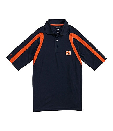Antigua Auburn University  Point Polo Shirt