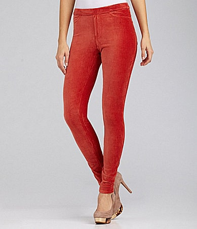 Hue Wide Wale Corduroy Leggings