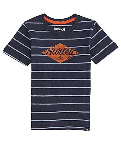 Hurley 2T-7 Striped Tee