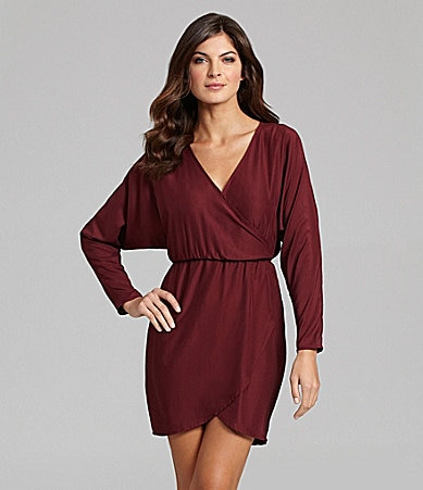 Buffalo David Bitton Astor Long-Sleeve Dress
