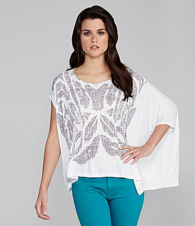 Gianni Bini Coralyn Knit Top