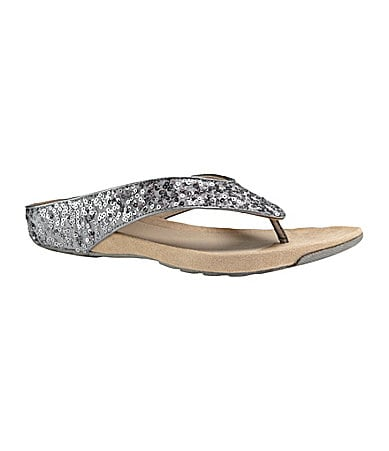 Kenneth Cole Reaction Water Park Thong Sandals