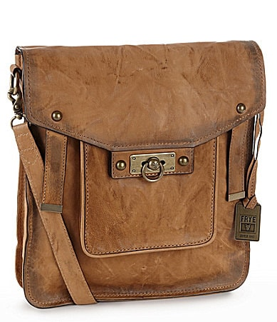 Frye Cameron Magazine Cross-Body Bag