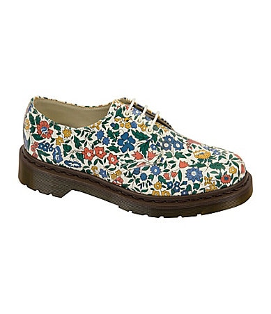 Dr. Martens Liberty of London Oxfords