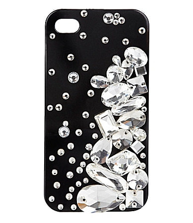 Natasha Accessories Crystals iPhone 4 Case