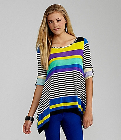 GB Striped Top