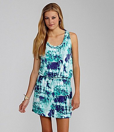 GB Tie-Dye Dress
