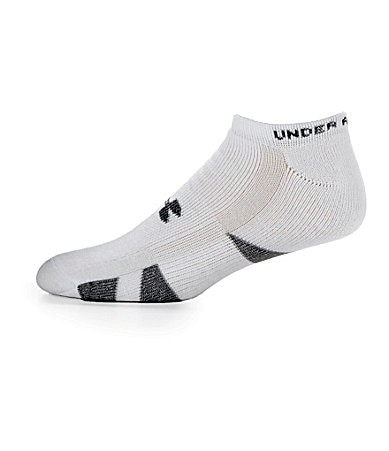 Under Armour Moretz No-Show Socks 4-Pack