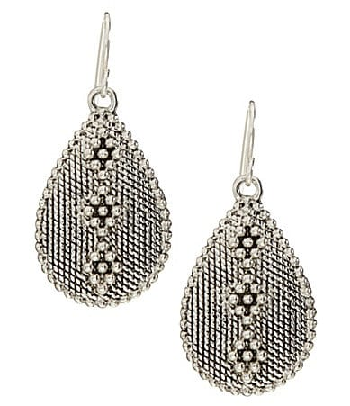 Lauren Ralph Lauren Monarch Metals Drop Earrings