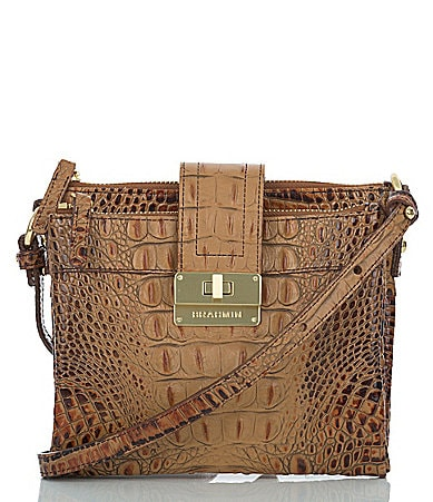 Brahmin Toasted Almond Collection Mojito Cross-Body Bag