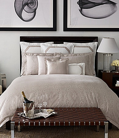 Lauren Ralph Lauren Suite Medallion Bedding Collection
