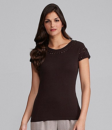 Alex Marie Sugar Knit Top