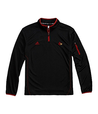 Nike University of Louisville Quarter-Zip Jacket
