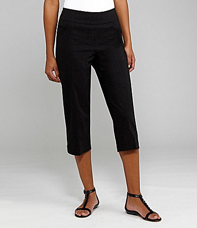 Westbound Woman PARK AVE fit SLIM FX Capri Pants